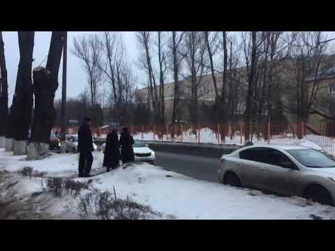 Издевательство над жителями наукограда: Переход через улицу Циолковского в Королёве