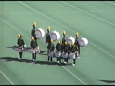 1992 Los Alamos High School Pageant of the Bands Performance