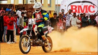 Two-Wheeler Winners | Bangalore Autocross 2014 | Team46 Racing | Media - RallyNRace.com