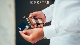 Ekster 3.0 - The World's Slimmest Smart Wallet