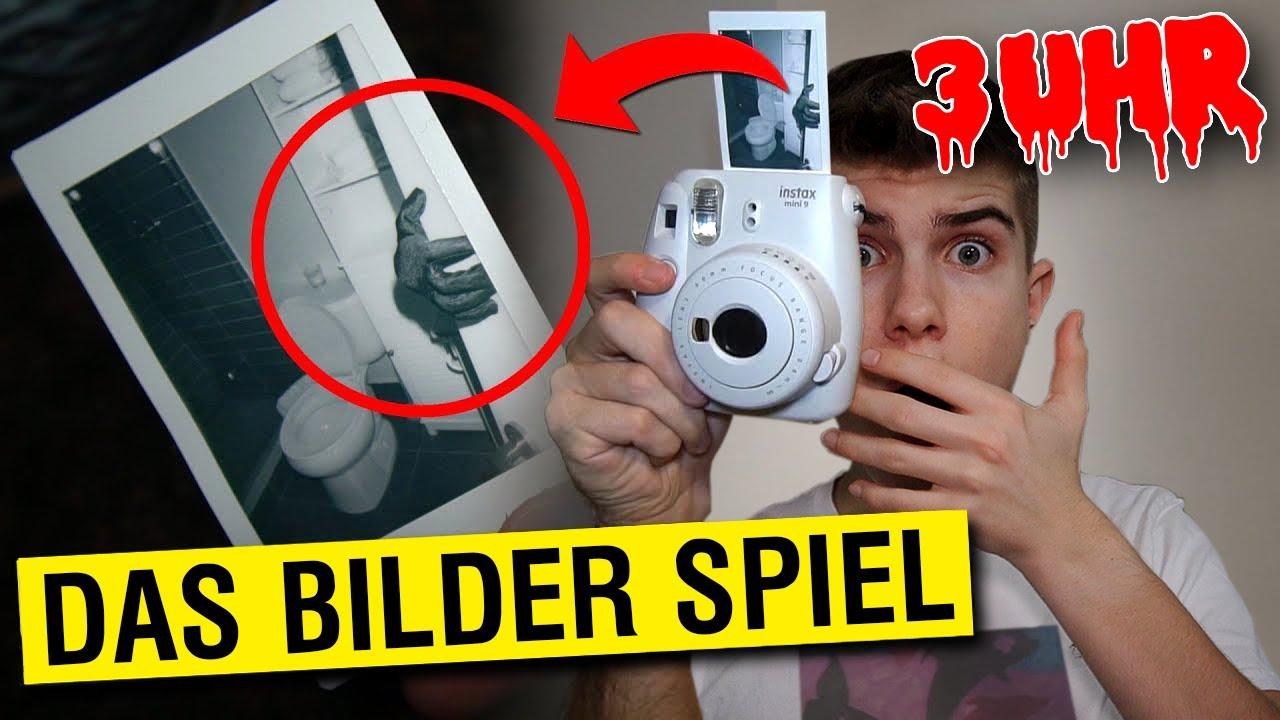 (GEHT SCHIEF) ALLE REGELN BRECHEN vom BILDER SPIEL RITUAL um 3 UHR NACHTS CHALLENGE!!
