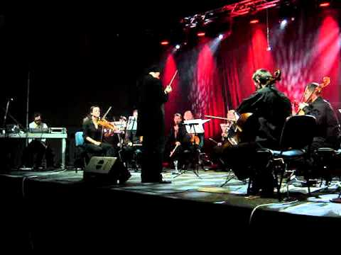 Prefuse 73 & Aukso Orchestra - #2 (live @ Festiwal Tauron Nowa Muzyka 2010)