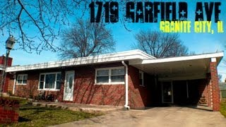 """your Open House"" Featuring 1719 Garfield Ave In Granite City, Il"