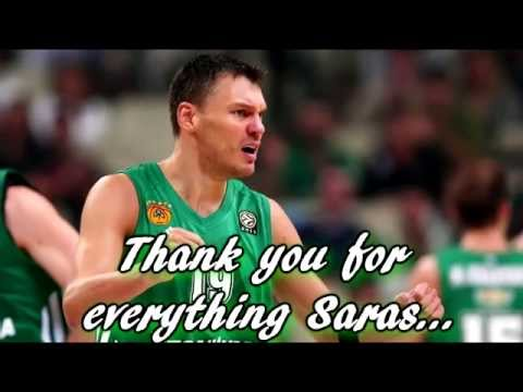 Sarunas Jasikevicius- The Crazy Lithuanian