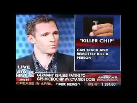RFID Chip will poison and kill you if you disobey! IMPORTANT WARNING MAKE VIRAL!