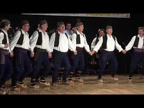 """КУД """"Чајавец"""" - Бања Лука, Наступ на 9. међународном фестивалу ветерана фолклора - Златибор 2019."""