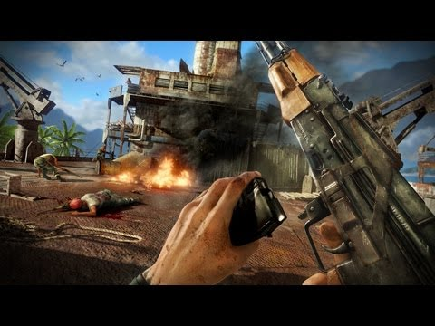 FARCRY 3: #03 I'M ON A BOAT!