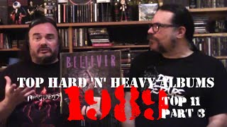 Hard 'n' Heavy - Albums of 1989 - Part 3 | The Top 11!
