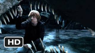 Harry Potter and the Deathly Hallows: Part 2 #5 Movie CLIP - The Chamber of Secrets (2011) HD