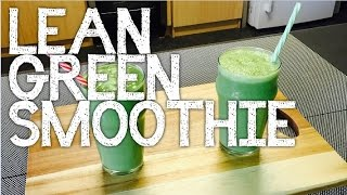 Low Carb Meals #7 Lean Green Smoothie
