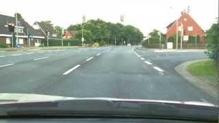 Fahrt von Haren Emmeln nach Meppen Nödike