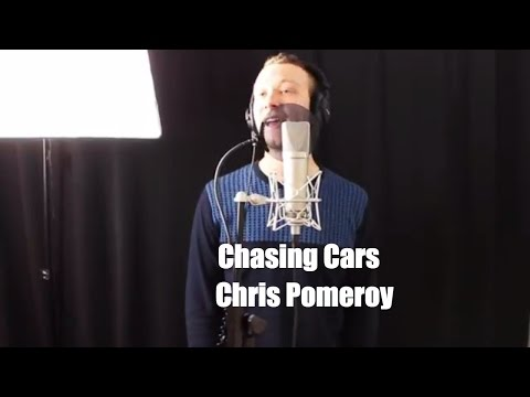 Snow Patrol  - Chasing Cars  chilled cover by Chris Pomeroy