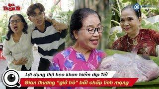 Phá Án #52 - Thịt Heo Khan Hiếm, Gian Thương Giở Trò Dịp Tết | Anh Thám Tử Vinh Trần