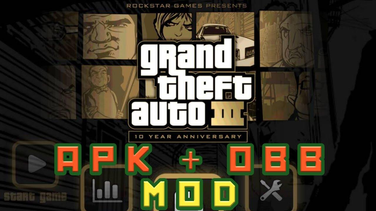 grand theft auto 3 game apk
