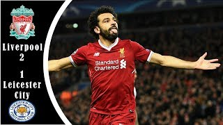 Download Video Liverpool 2-1 Leicester City - Highlights HD MP3 3GP MP4