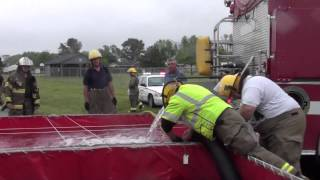 Conetoe Fire Dept. ISO Test 3 Water Shuttle Test