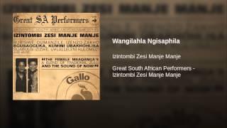 Wangilahla Ngisaphila