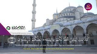 Goes To Turkey   Surat Ali Imron 102 108   Muzammil Hasballah