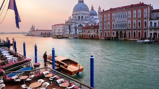 Inside THE GRITTI PALACE, Venice