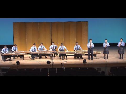 第40回近畿高等学校総合文化祭 日本音楽部門 徳島県代表城東高等学校