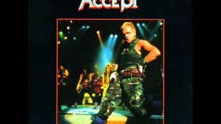 Accept - Flash Rockin' Man (Live 1985)