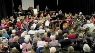 Redlands 1st movement, Cleveland Symphony Orchestra, Composer Rachel Merton