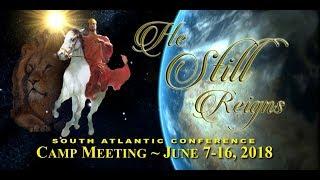 2018 South Atlantic Conference Camp Meeting - Thursday - Children's Program