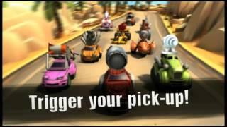 TNT Racers - Wii U Fun Racing Announcement Trailer