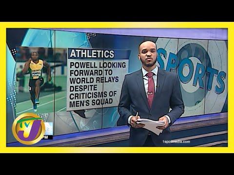 Jamaican Asafa Powell Looking forward to World Relays   TVJ Sports