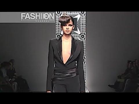 EXTÉ Spring Summer 2001 Milan - Fashion Channel
