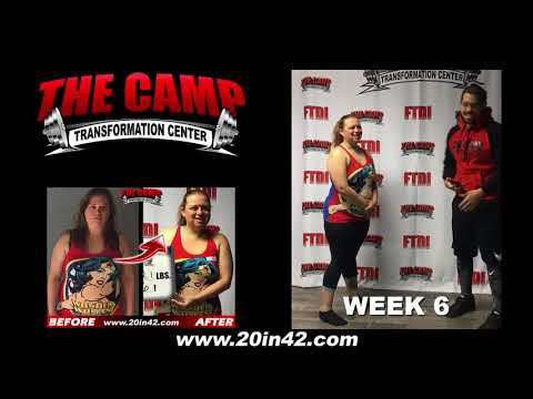 Bakersfield Weight Loss Fitness 6 Week Challenge Results - Victoria R.