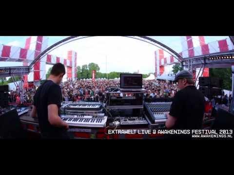 Extrawelt live @ Awakenings Festival 2013