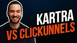Kartra Vs ClickFunnels | ClickFunnels Vs Kartra | Comparing Softwares