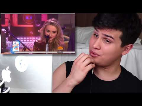 Vocal Coach Reaction to Sabrina Carpenter's Best Live Vocals