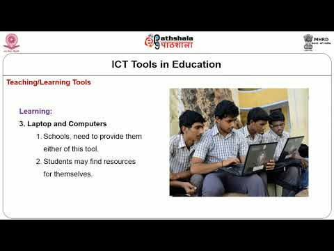 Different ICT Tools
