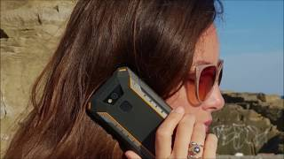 обзор смартфона GINZZU RS9602 - Максимум Защиты!