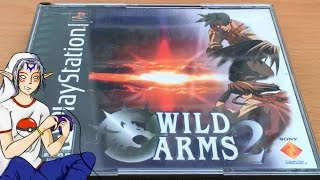 Gambar cover Wild Arms 2 (PS1) HD Unboxing
