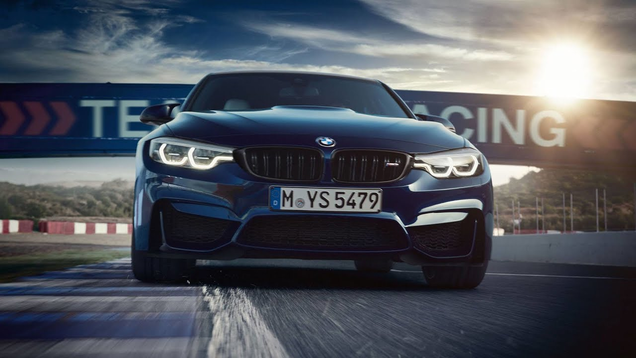 Bmw The All New M3 Cs The Icon Further Enhanced Commercial