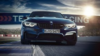 BMW : THE ALL-NEW  M3 CS. THE ICON. FURTHER ENHANCED , Commercial .