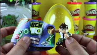 Giant BEN 10 Omniverse Surprise Ei Speelgoed 2015