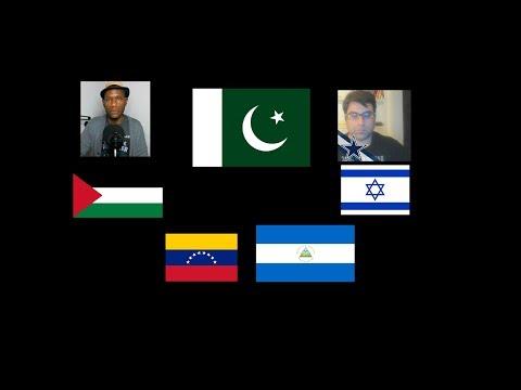 Jamarl Thomas vs. BOLD like a Leopard: Showdown over Venezuela, Palestine, Israel.