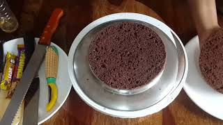 Recipe for Homemade DBC (Death by Chocolate) Cake