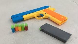 Just a toy gun | the Colt 1911 toy pistol