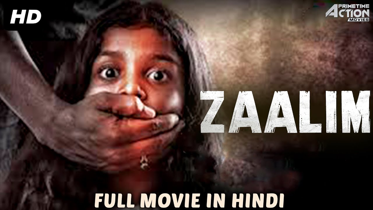 Download ZAALIM - Hindi Dubbed Full Action Romantic Movie   South Indian Movies Dubbed In Hindi Full Movie