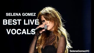 """Sober is living proof of selena's singing, stage presence etc evolution. the """"talentless can't sing"""" singer managed to deliver a performance without backup d..."""