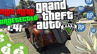 UNDETECTED] GTA 5 PC ONLINE 1.41 MOD MENU [Enigma] Money, God Mode and more