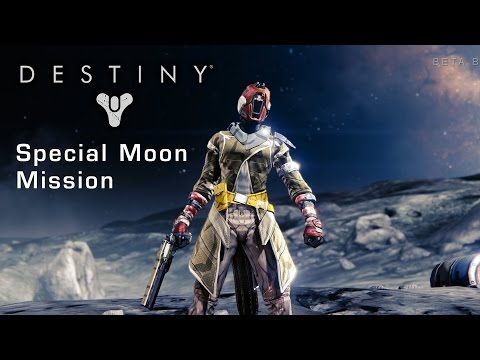 Destiny Beta - Rare Moon Mission and Final Beta Reactions - GameSpot  - P59O1NR67Nc -