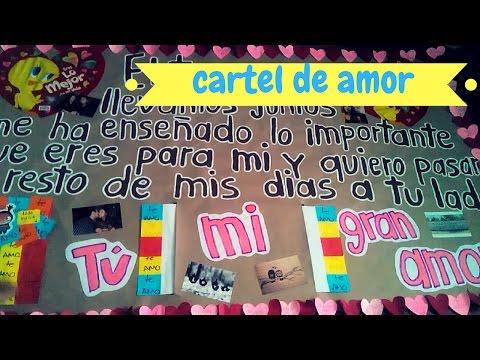 cartel de amor / mural del amor / Gio Yeah
