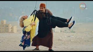 مشهد كوميدي.. شوف إيه اللي حصل للونش اللي شايل دموع #الواد_سيد_الشحات