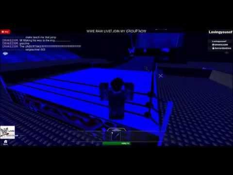 roblox:Undertaker dead man walking enternace - YouTube